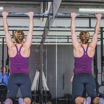 Pennies for Pull-Ups Prep